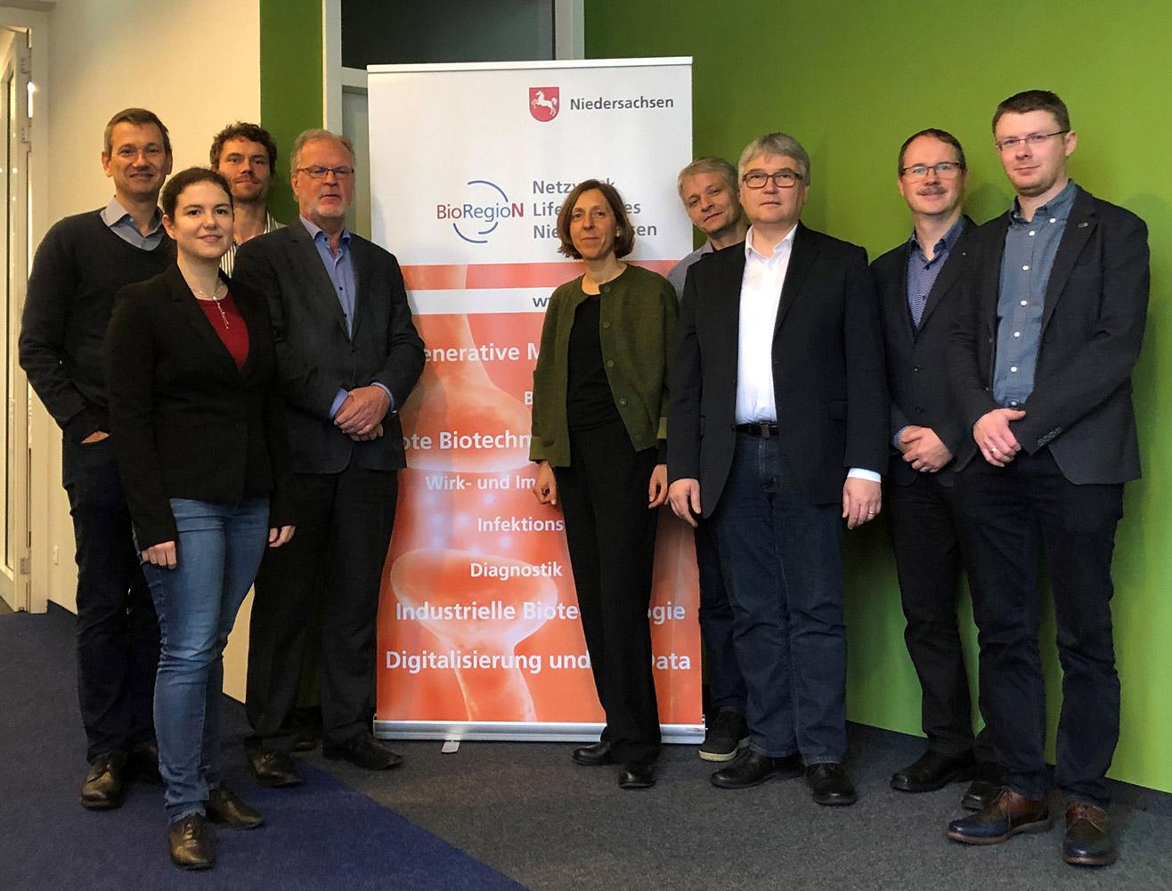 Aus dem AK BioRegioAK BioRegio-Treffen zum Jahresausklang in Hannover - BIO Deutschland