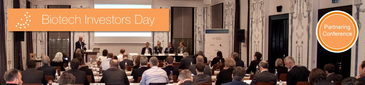 Biotech Investors Day - BIO Deutschland